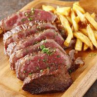 名物!和牛熟成肉ステーキ