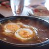 麺乃匠 いづも庵 - 料理写真:淡路島といえばここの石焼ラレーうどんやでっ