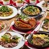 キリンシティ - 料理写真:2016年夏_肉も魚も!マンゾクプラン