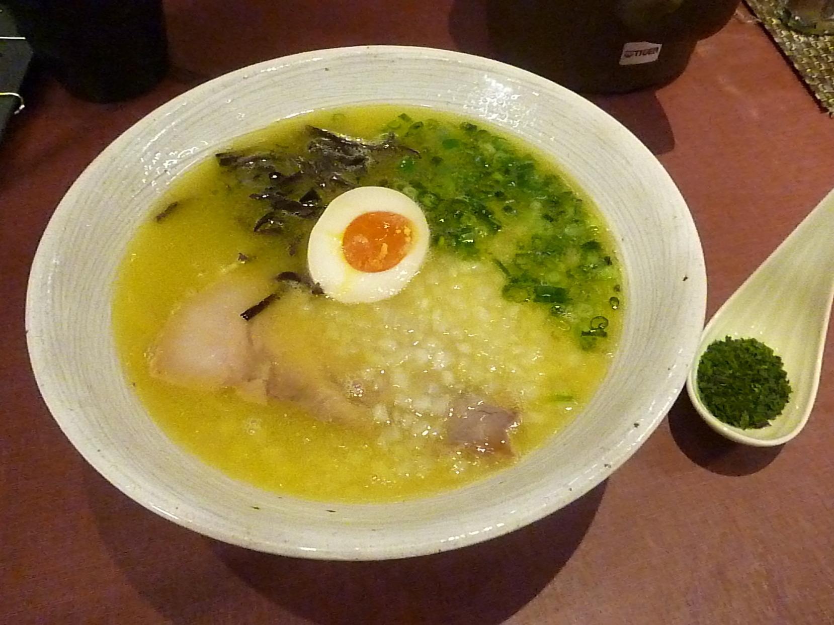Rahmen Kitchen 麺 ぬうぼう 小樽店