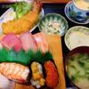 一心 - 料理写真:すし定食 1404円