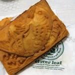 クローバーリーフ - 鯛焼き・スイートポテト餡(189円)