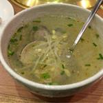 おんどる - ハマグリとモヤシのスープ byオクカズ