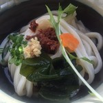 野口製麺所 - 「ピリ辛ぶっかけ」700円