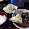 魚勢 - 料理写真:アラ炊き定食