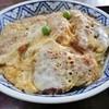 武田屋そば - 料理写真:カツ丼 800円 仙台で一番食べているカツ丼
