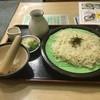 池瀧うどん - 料理写真:極細ざるうどん
