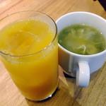キリンシティプラス - スープ&ドリンク