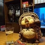 狸の焼鳥 - ドリンク写真:2016/03→