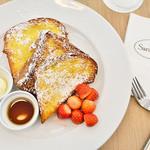 サラベス - Fat and Fluffy French Toast (フラッフィーフレンチトースト) 1,250円