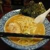 ぶぶか - 料理写真:豚骨らーめん630円也
