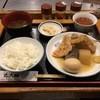 たこ梅 - 料理写真:おでん定食 750円