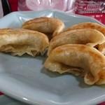 中華飯店 錦華園 - 揚げ餃子っぽい 5個¥400