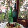 ジョヴァンニ - 料理写真:ハウスワイン&前菜の盛り合わせ