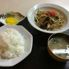 大もり屋食堂 - 料理写真:野菜炒め定食@670円