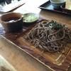 とちの茶屋 - 料理写真:南部そば