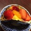 移動ケーキ屋 ボンヴィボン - 料理写真:フルーツタルト