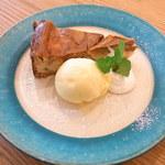 イマソラ珈琲 - チーズケーキ¥500
