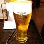 49325000 - ◆2016・4再訪 生ビール