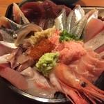 ろぐ亭 - 海鮮丼