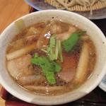 蕎麦遊膳 花吉辰 - 鴨汁濃厚鴨味、鴨肉多い~