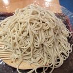 蕎麦遊膳 花吉辰 - 蕎麦、大盛り