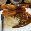 カレーとフォンデュの店 洋食屋 NICHIEI - 料理写真:エビフライカレー☆