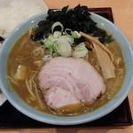 ふじ亭 - カレーラーメン