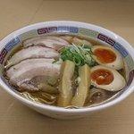 煮干鰮らーめん 圓 - 煮干しラーメン