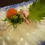 海鮮居酒屋 大和水産 - カワハギ?