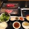海南亭 - 料理写真:焼肉定食800円(外税)