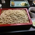 神田まつや - 料理写真:ざるそば