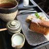 和カフェたらそ - 料理写真:パウンドと紅茶