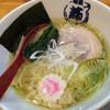 麺屋 燕Rs - 料理写真:燕らーめん 塩 730円 2016.4