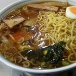 ラーメンハウス中島 - ワンタン麺  850円 普通盛りでもかなりのボリューム。 ワンタンがおいしい❗