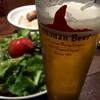 トラットリア・モキチ - ドリンク写真:ゴールデンエール(ロング)@890円  フルーティで美味い!