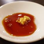 野方餃子 - ニンニク醤油
