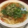 神戸ラーメン 第一旭 - 料理写真:コショウはもともとかかってますねん。