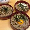 加辺屋 - 料理写真:三色そば