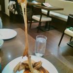 ロマン亭 - ゴムゴムのチーズ! ©︎ONEPIECE