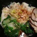 朋友雑穀食府 - 腰帯麺