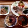龍のらんぷ - 料理写真:大村さんの ふくふくランチ(*´v`*)