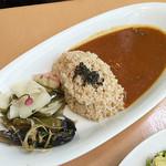 チャヤマクロビ - 野菜カレー