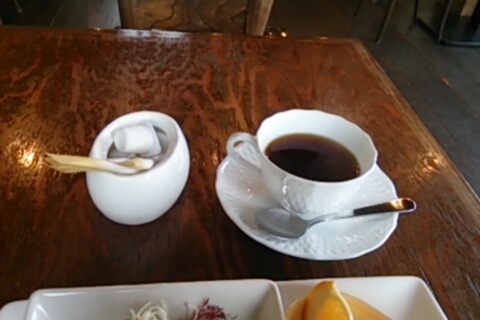 カフェ ダリア
