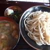 どん太 - 料理写真:鴨汁うどん(小)