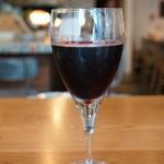 ピッツェリア アネッロ - 赤ワイン、チリワインです