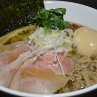 麺や勝治 - 特製 醤油ら~めん(並)