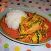 タイ料理研究所 - 料理写真:タリー・パッポン・カリー