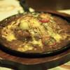 ビアレストラン 門司港地ビール工房 - 料理写真:門司港名物「焼きカレー」ここでも食べるっ