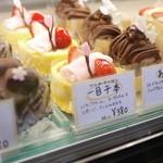 シロツキ - ショートケーキ